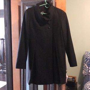 Guess Doorman Peacoat Coat